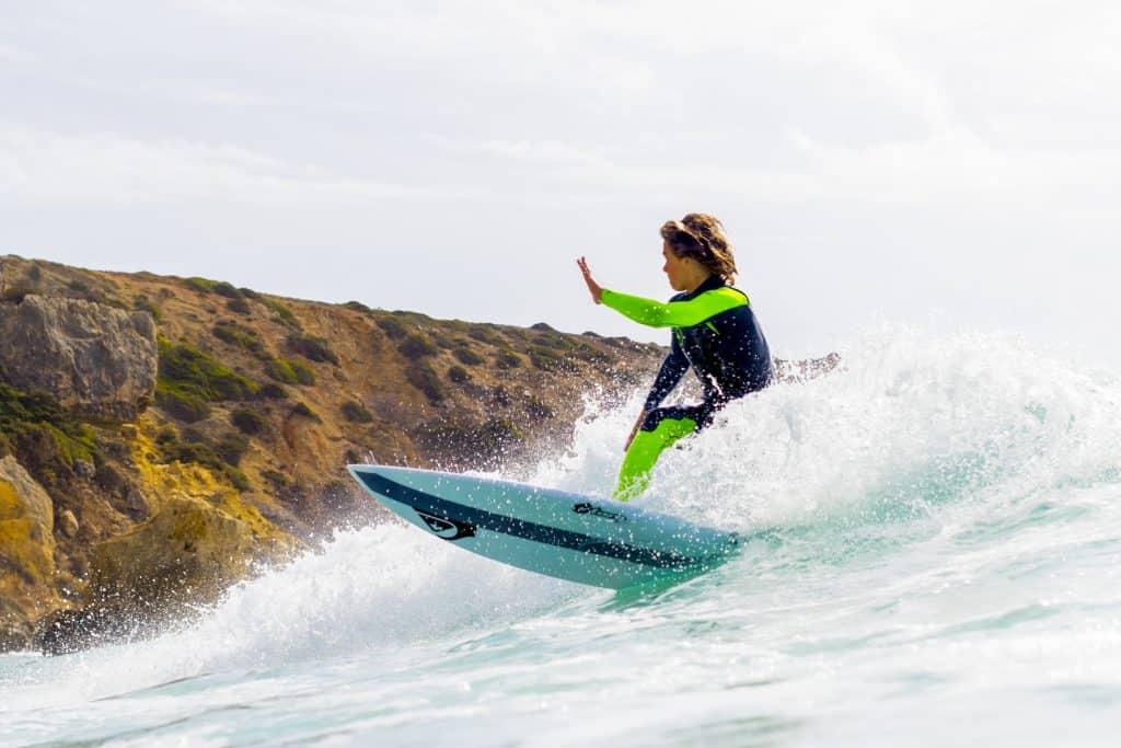Actieve vakantie bij een surfkamp van Surflife