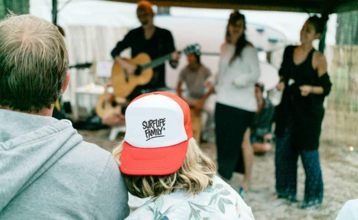 France Mimizan Surflife Family music