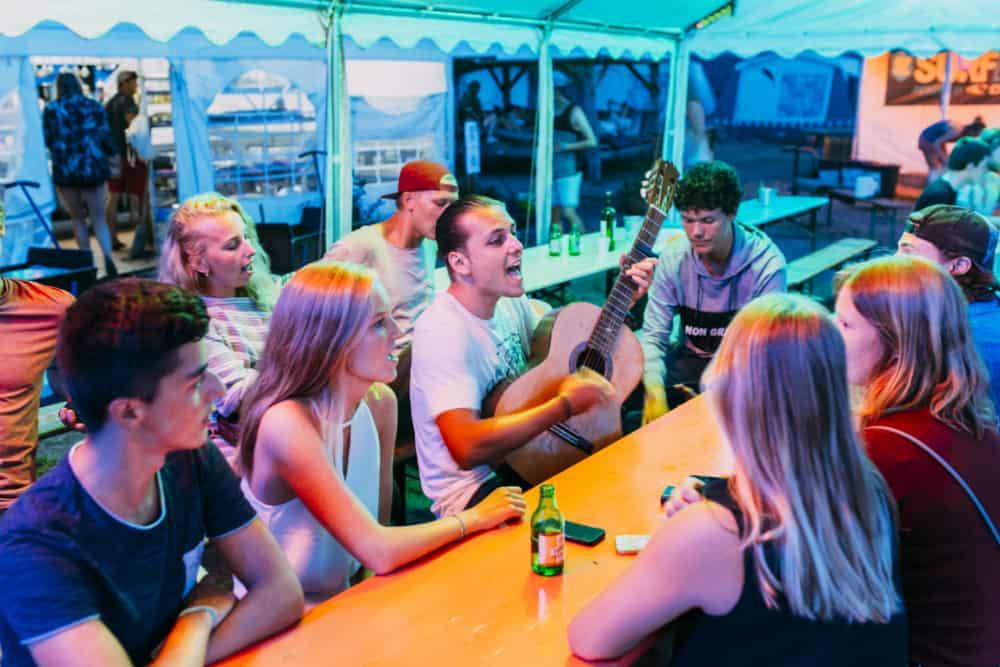 France O'Neill Surflife Carcans music night 1