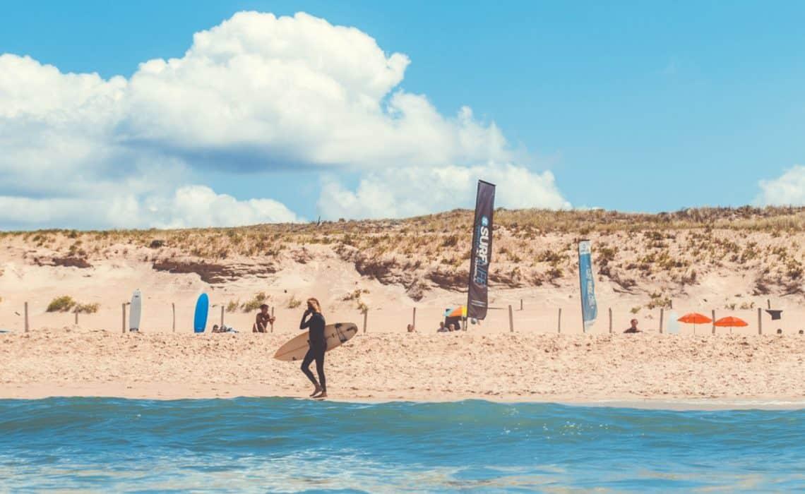 France Single Fin Hotel Lodge Beach life