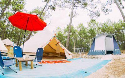 France Surflife Family Carcans tipi en bungalow