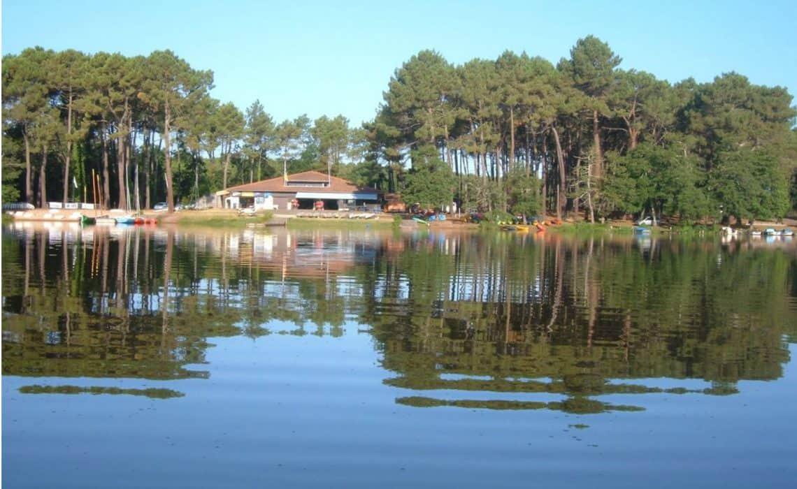 France Surflife Family Mimizan lac