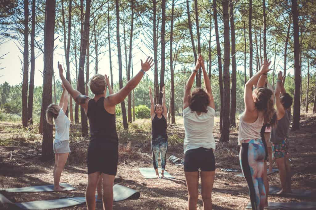 France Surflife Yoga 1