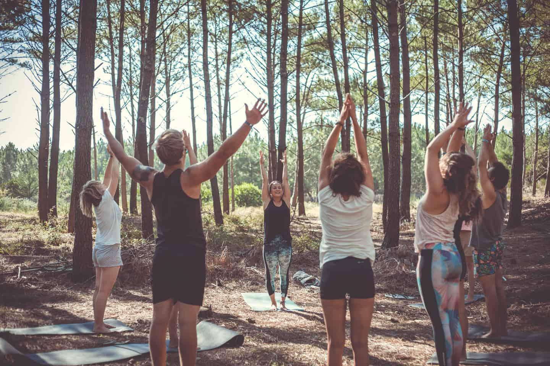 France Surflife Yoga 1