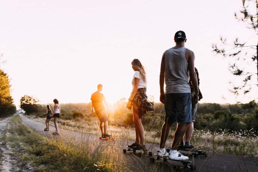 O'Neill Surflife Carcans Longboard skateboarding