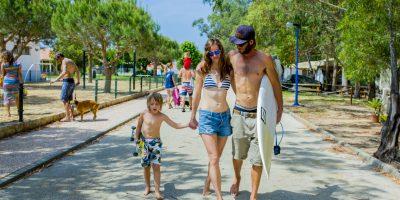 Portugal Aljezur Surflife Family campsite