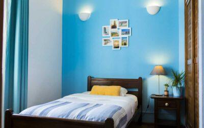 Portugal Atlantic Lodge Room 103 - Single bed