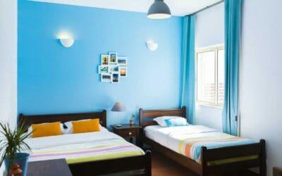 Portugal Atlantic Lodge Room 108 - Double + single bed