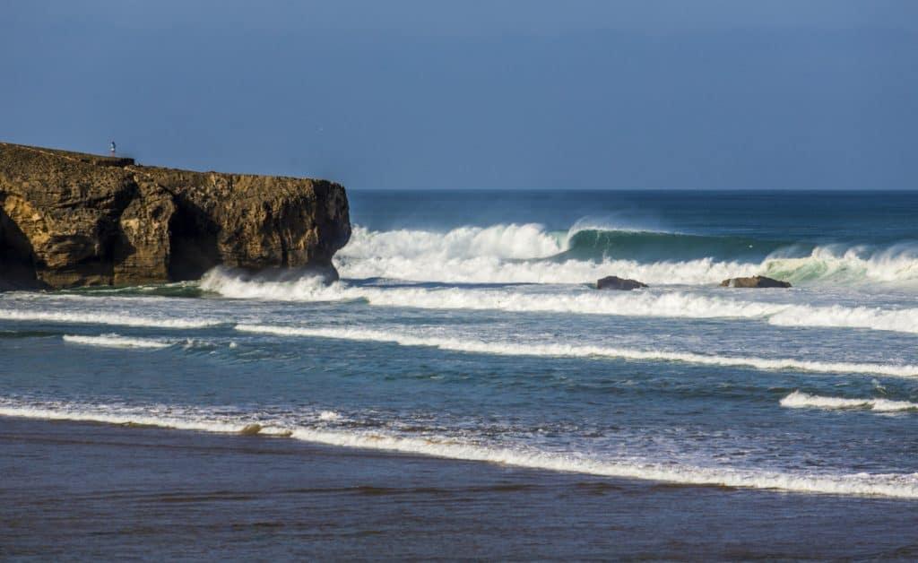 Portugal Surflife Atlantic Riders Amoreira beach
