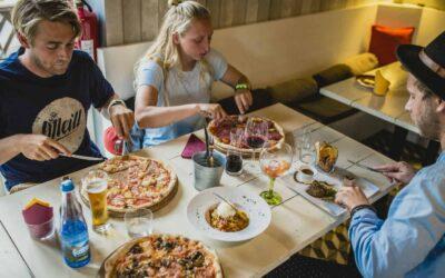 Portugal Surflife Atlantic Riders Restaurant diner