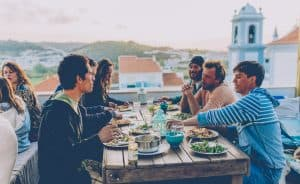 Portugal Surflife Atlantic Riders Rooftop Diner