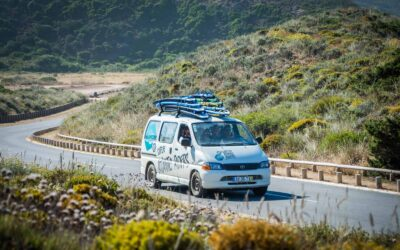 Portugal Surflife Atlantic Riders Surf van