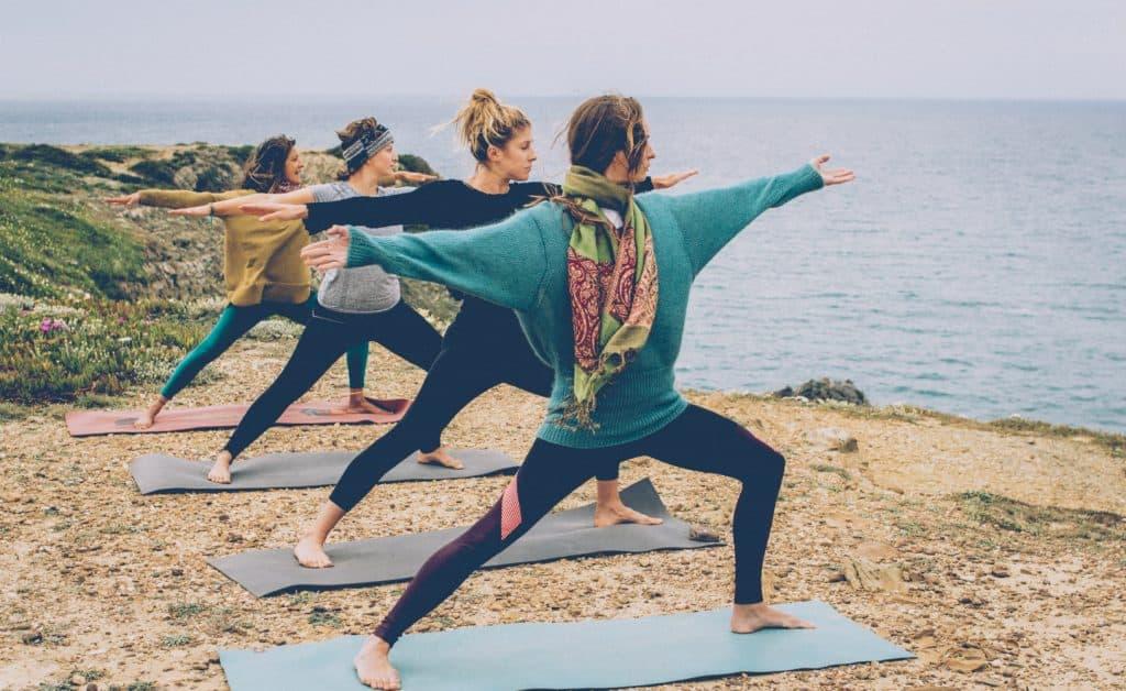Portugal Surflife Atlantic Riders Yoga 2