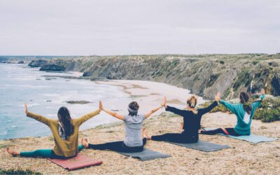 Portugal Surflife Atlantic Riders Yoga