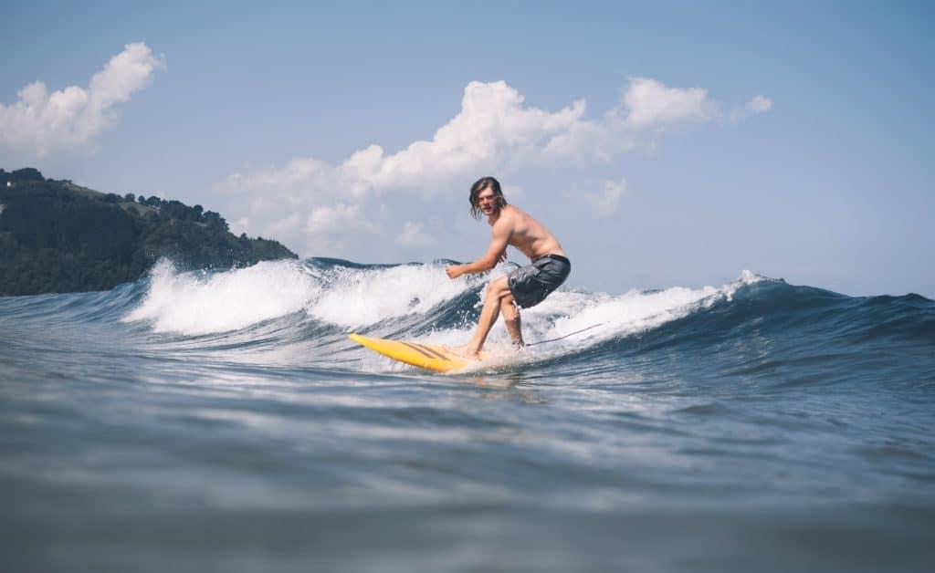 Spain Surf Village Zarautz Surf men 2