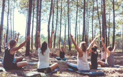 Surf en yoga vakanties in Frankrijk bij Surflife