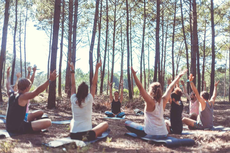Single Fin Hotel & Lodge Surf and Yoga retreats