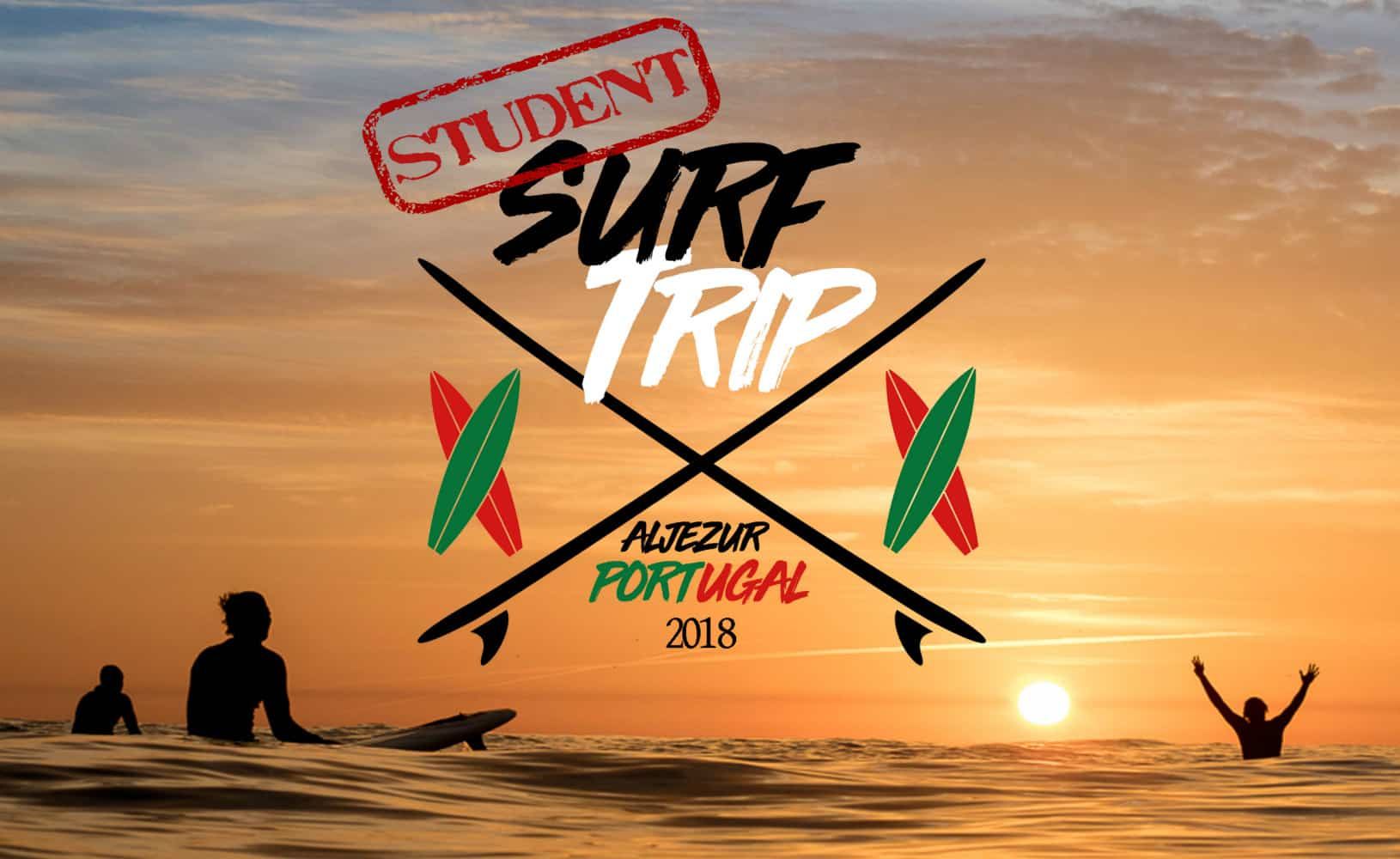 Surflife Atlantic Riders College week highlight