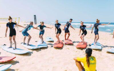 Iedereen kan leren surfen