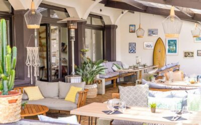 Ultieme surfvibe in de Single Fin Lodge in Mimizan