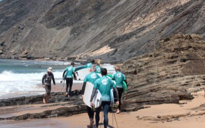 Portugal Surflife Atlantic Riders Surf Lessons