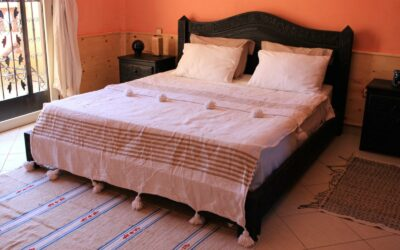 Morocco Chernaki Surf Experience Double room deluxe