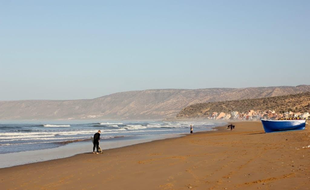 Morocco Chernaki Surf Experience Imi Ouaddar