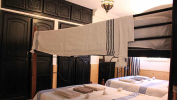 Morocco Chernaki Surf Experience Shared room
