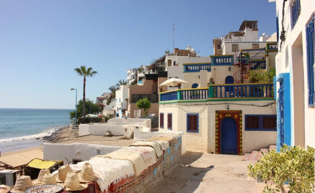 Morocco Chernaki Surf Experience activitie house outside DESTINATION