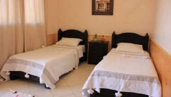 Morocco Chernaki Surf Experience single or double room