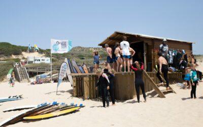 Portugal Atlantic Riders Surfschool beachhut