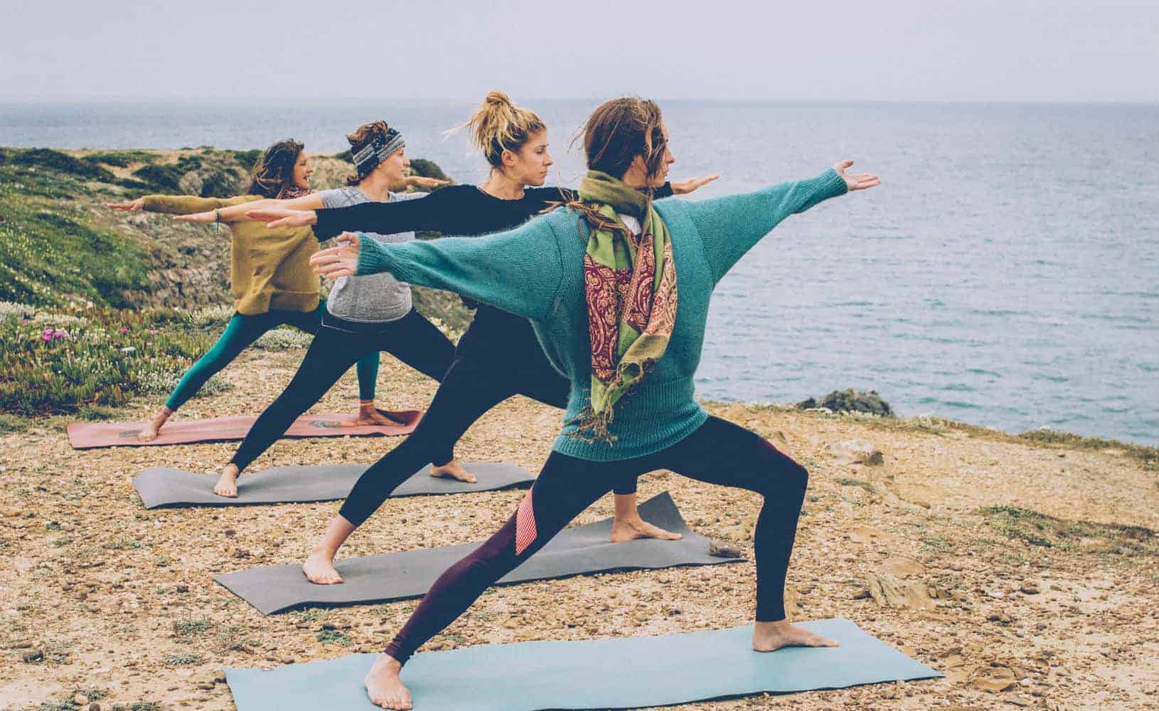 Yoga retreat Portugal Algarve Surflife
