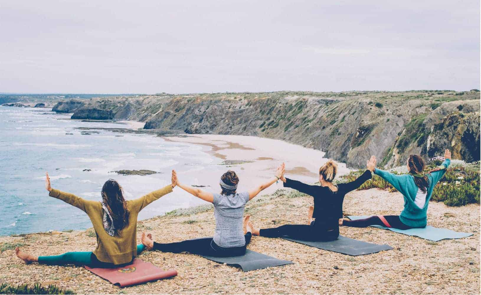 Yoga vakantie in Portugal bij Surflife Atlantic Riders
