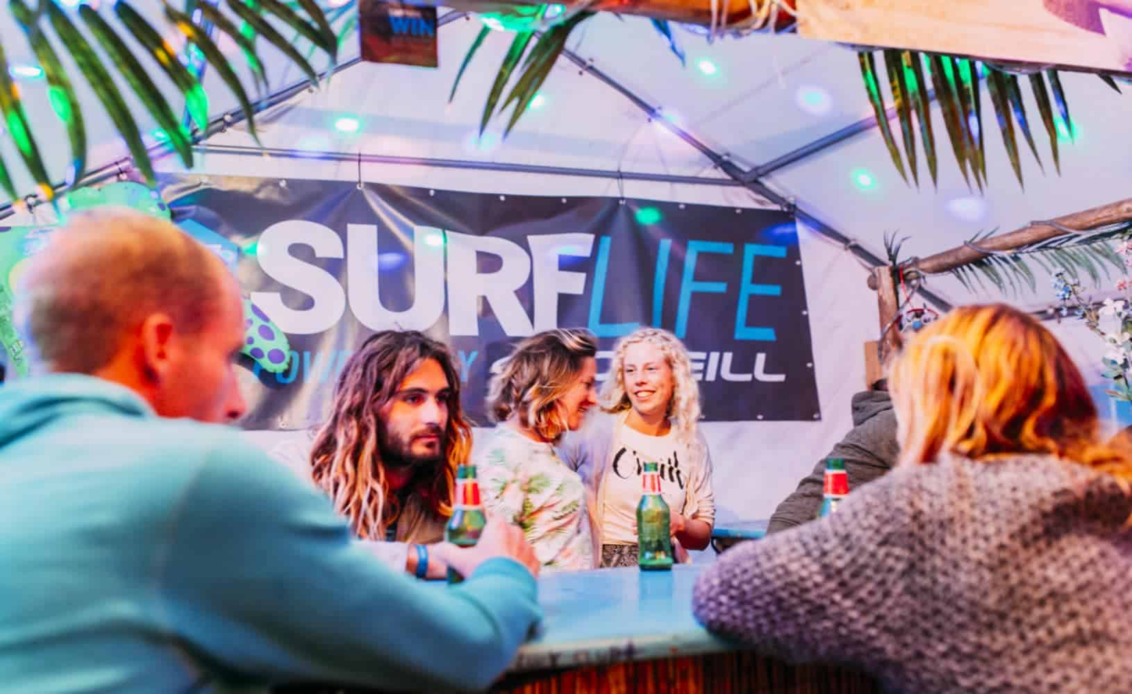 France O'Neill Surflife bar