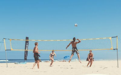 France Surflife Mimizan Deluxe dune volleybal 2