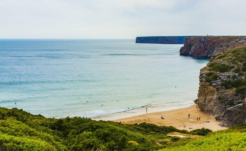 Portugal Algarve Praia Beliche