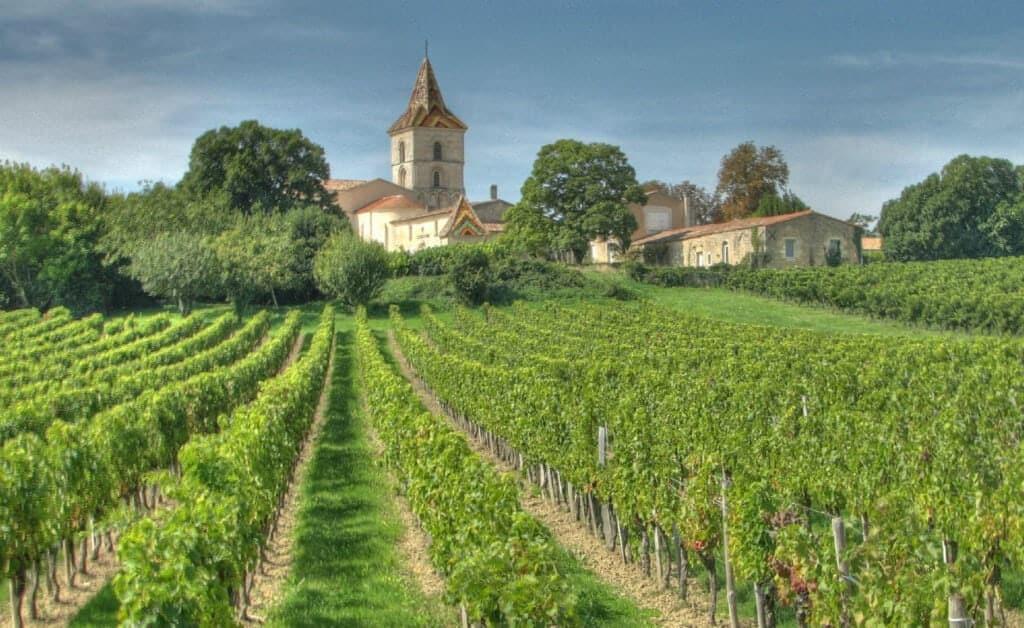 Region Carcans website Bordeaux wine region