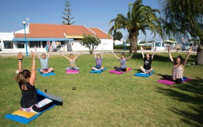 Surflife Family Portugal yoga