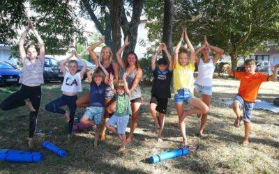 Surflife Family kids yoga 1