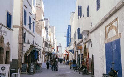 Daytrip Essaouira Morocco