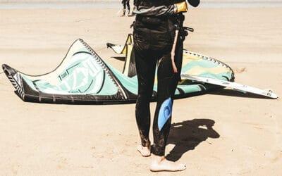 Daytrip kitesurfing Essaouira