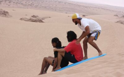 Surflife House Marokko 2020-dune surfing 3