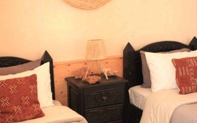 Surflife House Marokko 2020-twin room 2