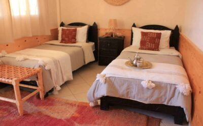Surflife House Marokko 2020-twin room