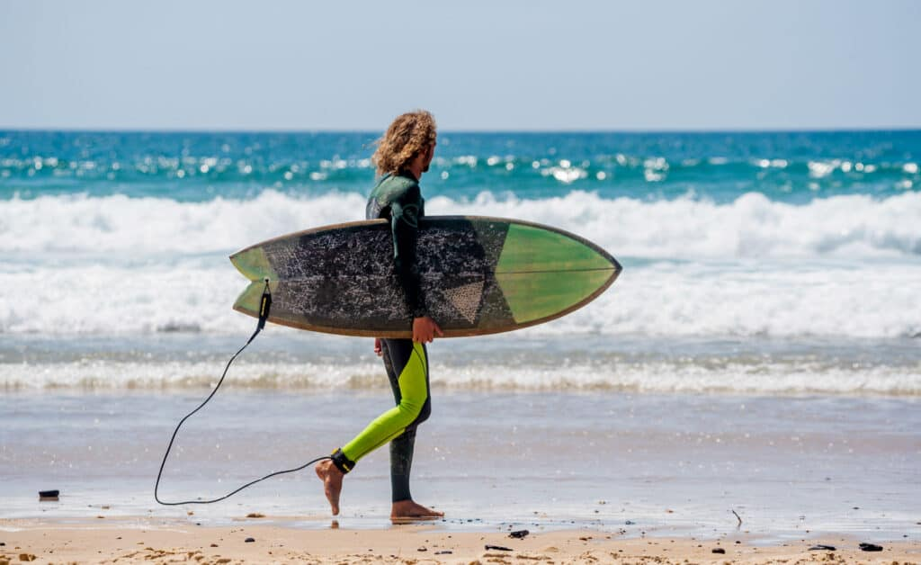 O'Neill Surflife Carcans 2020- surfer 2