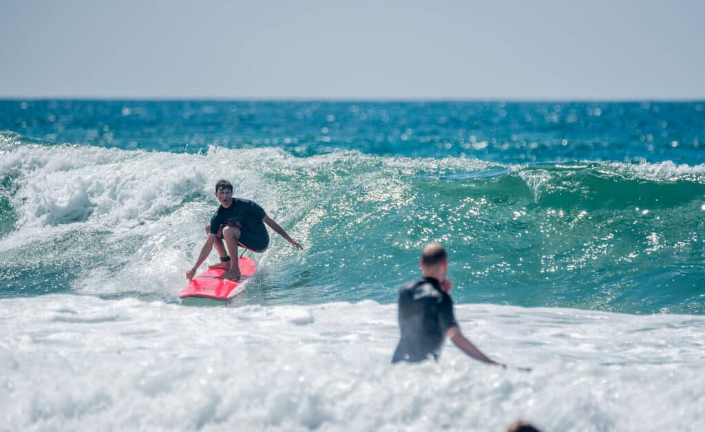 O'Neill Surflife Carcans 2020- surfing