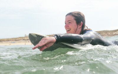 Surflife & Surfminds Founder Evy Scheepers