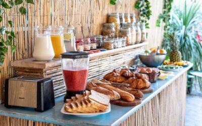 Surflife - Family - Breakfastbuffet