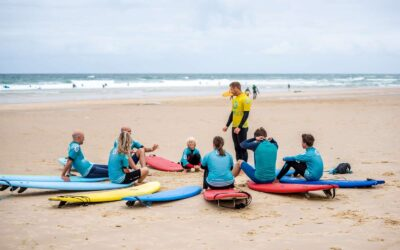 Surflife Family Algemeen surflessons 2019
