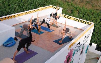 boa vida guesthouse yoga